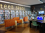 Pflugerville Public Library Teen Space