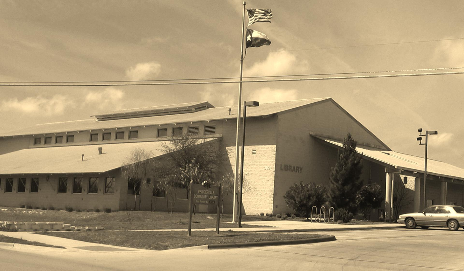 2006Pflugerville Library