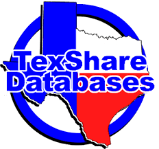 TexShare Databases logo