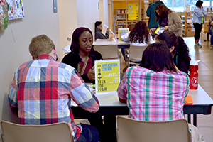 pflugerville public library teen job pfair representative teen job pfair application station maurices representative
