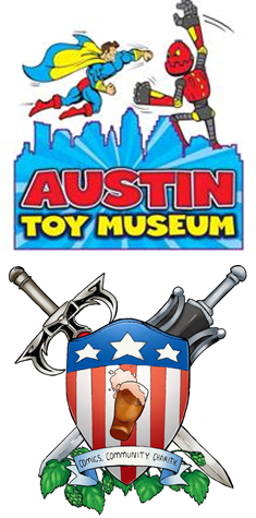 Toy Museum Hops and Heroes