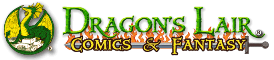 Dragons Lair Logo