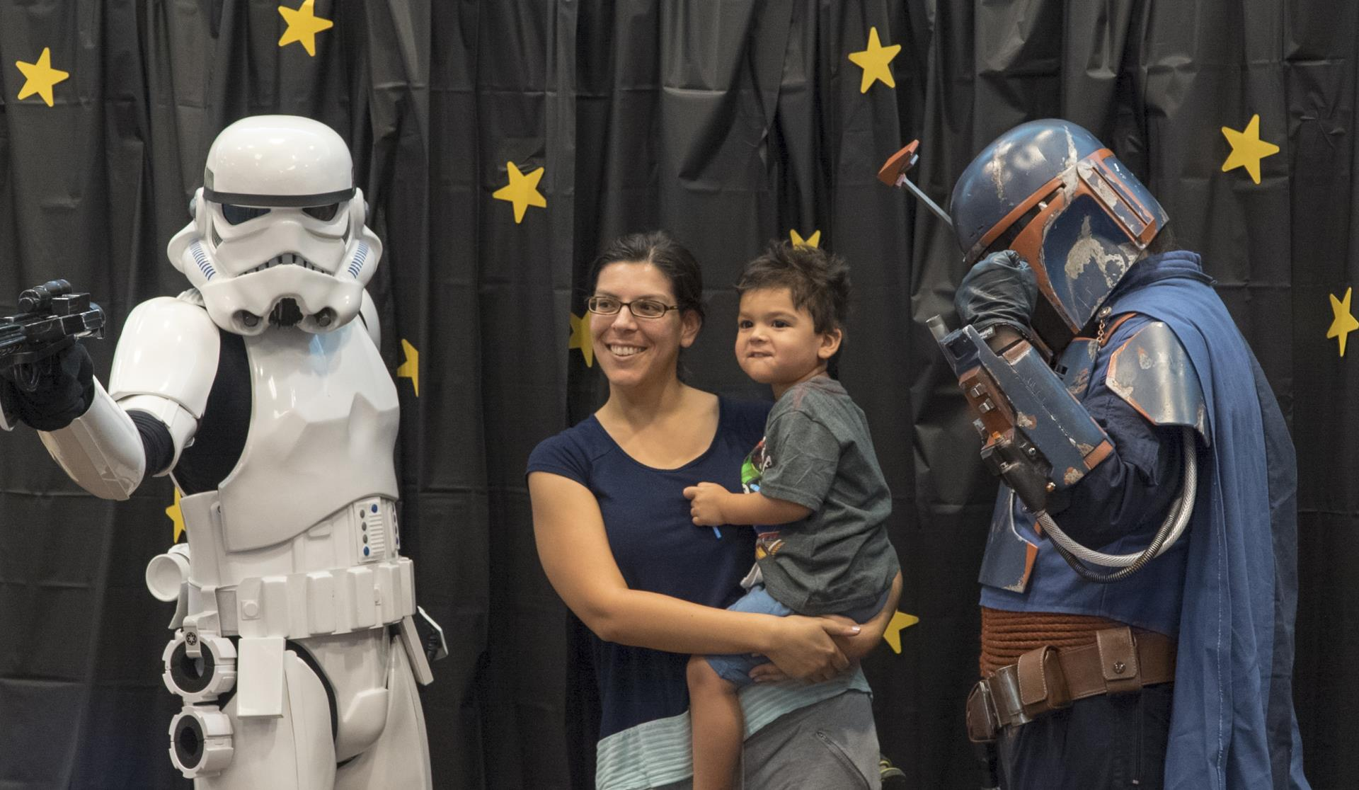 Stormtrooper photo booth 2
